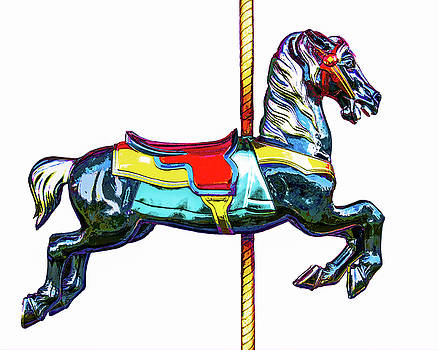 Carousel Number 17 by Michael Arend