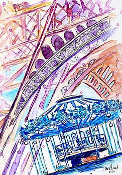 Carousel by Shaina Stinard