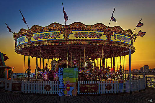 Chris Lord - Carousel Sunset