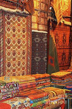 Bob Phillips - Carpet Stall