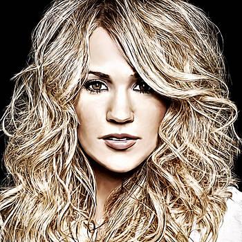 Carrie Underwood by Shannon  Jordan