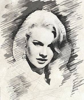 John Springfield - Carroll Baker, Vintage Actress