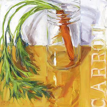 Carrot by Annie Salness