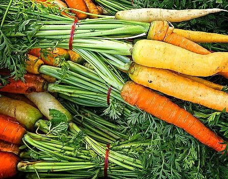 Dee Flouton - Carrot Medley