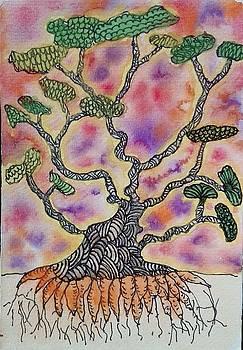 Carrot tree by Jesus Nicolas Castanon