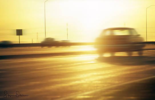 Steve Ohlsen - Cars on Freeway 3 - Signed Limited Edition