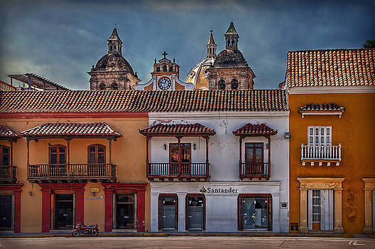 Cartagena de Indias by Hanny Heim