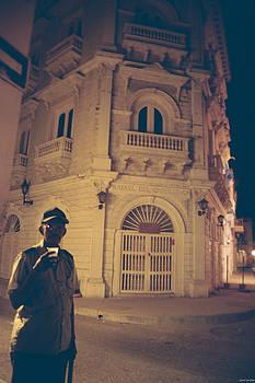 Cartagena Watchman by David Cardona