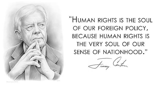 Greg Joens - Carter on Human Rights