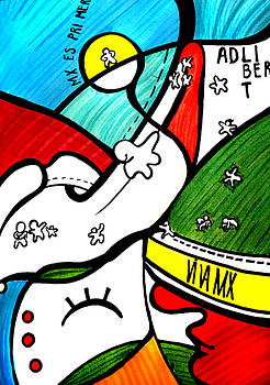 Carton social by Pedro Bautista Mendez