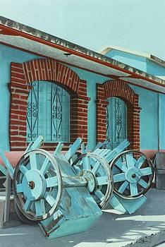 Michael Earney - Carts and Door