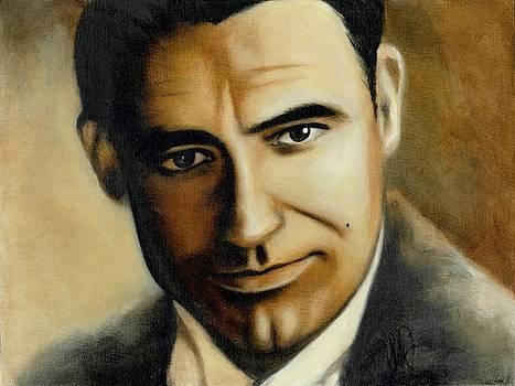 Cary Grant by Elizabeth Silk