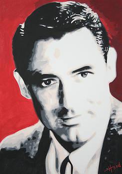 Cary Grant by Hood alias Ludzska