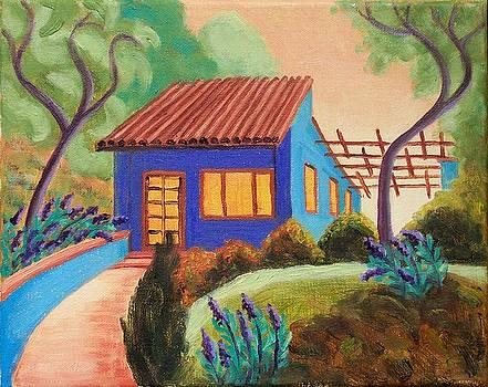 Casa Azul by Ruth Soller