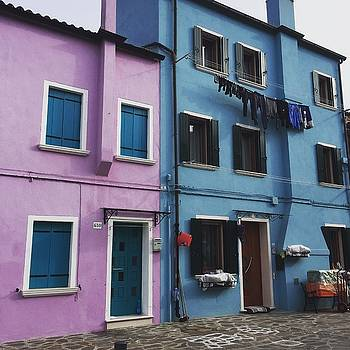 Casa Burano by Rosemary Nagorner