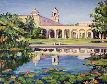 Casa del Prado Balboa Park by Robert Gerdes