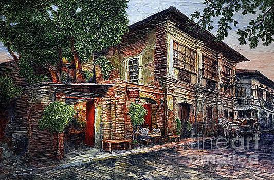 Casa Jardin, Vigan by Joey Agbayani