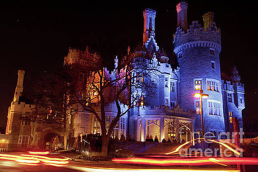 Casa Loma by Audrey Wilkie