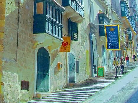 Casa Rocca Piccolo Valetta by Bill Vernon