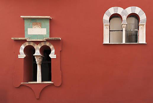 Silvia Bruno - Casa Rossa di Capri