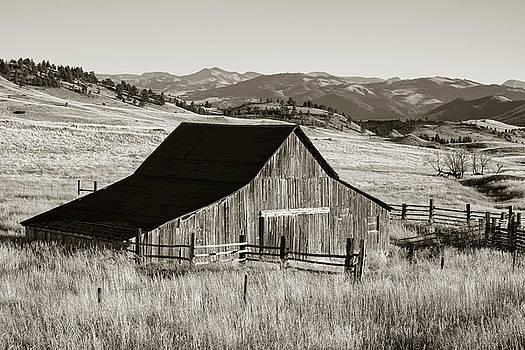 Cascade Barn by Scott Wheeler