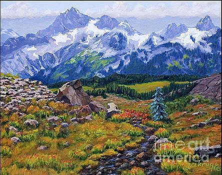 Cascade Meadow by Jim Krug