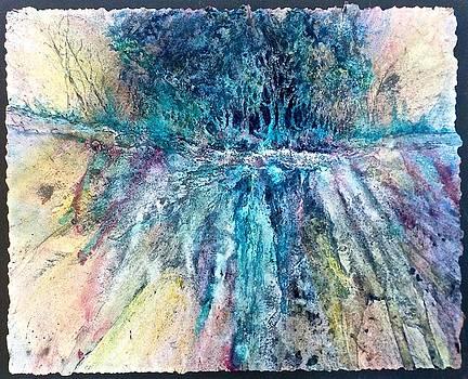 Cascade Ridge by Carolyn Rosenberger