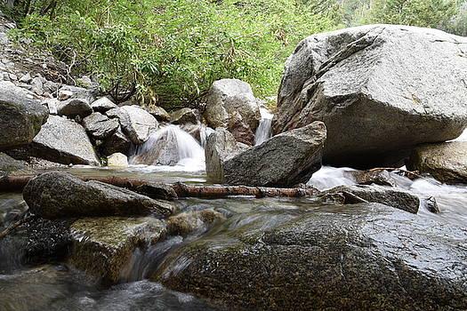 Cascade Waterfall by Erin Clausen
