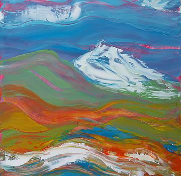 Cascadia 1 by Pam Van Londen