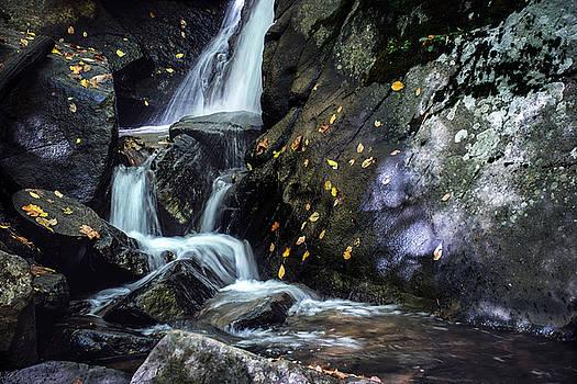Cascading Falls by Andrew Kazmierski