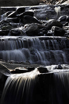 Clayton Bruster - Cascading Falls