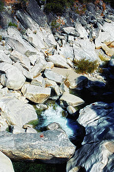 Donna Blackhall - Cascading Stone