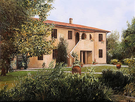 Cascina Toscana by Guido Borelli