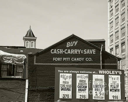 Cash, Carry Save by Jay Ressler