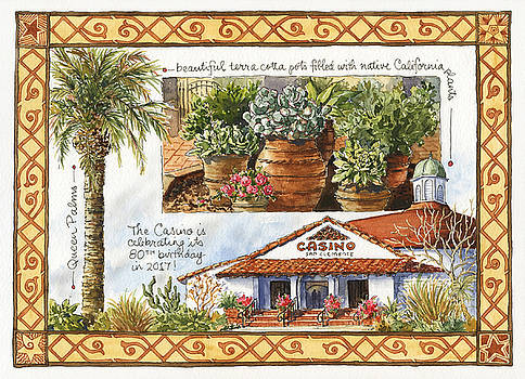 Casino San Clemente by Leslie Fehling