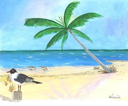 Casperson Beach by William Demboski