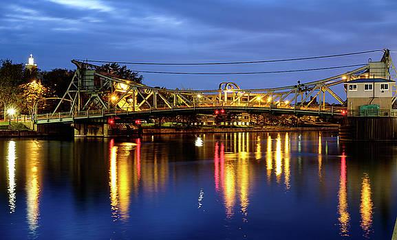 Cass Street Bascule Bridge by John McArthur