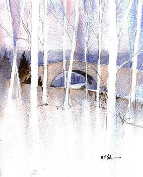 Casselman Sentinels by Robert Yonke