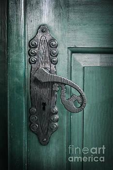 Sophie McAulay - Cast iron door handle