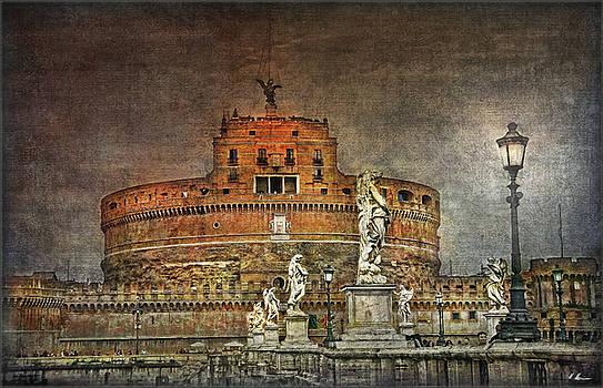 Castel Sant Angelo Fine Art by Hanny Heim