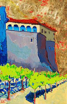 Castello di Villafranca by Kurt Hausmann