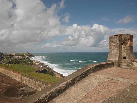 Castillo San Cristobal, by Sheryl Chapman Photography