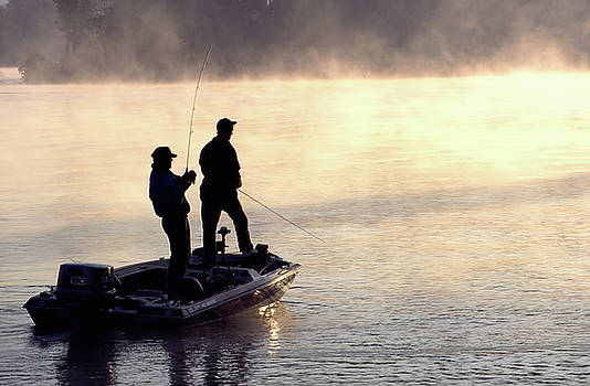 Casting for Bass by Bill Morgenstern