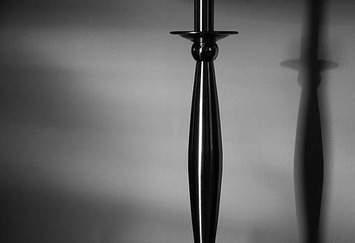 Linda Shafer - Casting Shadows - bw