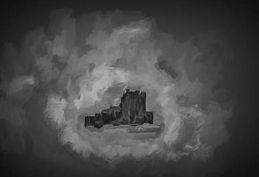Leif Sohlman - Castle BW #h1