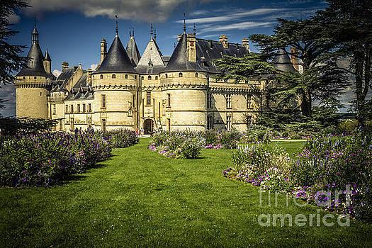 Heiko Koehrer-Wagner - Castle Chaumont with Garden