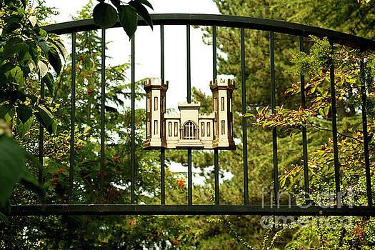 Castle Gate by Victoria Harrington