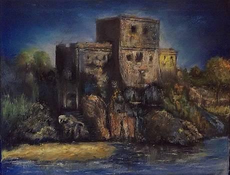 Castle in the Rocks by Stephen King