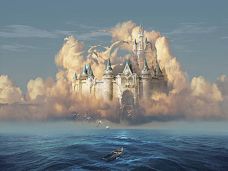 Castle in the Sky by George Grie
