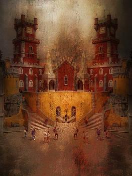 Castle of Dreams by Linda Ouellette